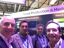 Business Delegation of the Galician audiovisual in IBC 2018