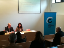The Xunta encourages audiovisual SMEs to bet on digitalization for internationalization in a meeting organized by the Audiovisual Cluster and Igape